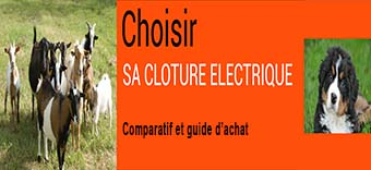 Choisir sa clôture électrique.fr